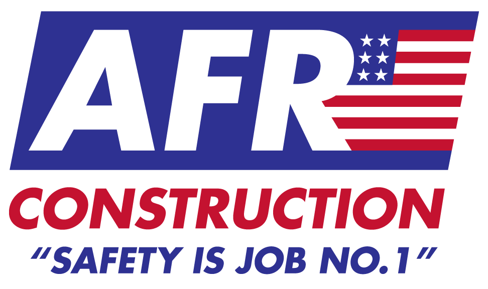 AFR Construction Logo
